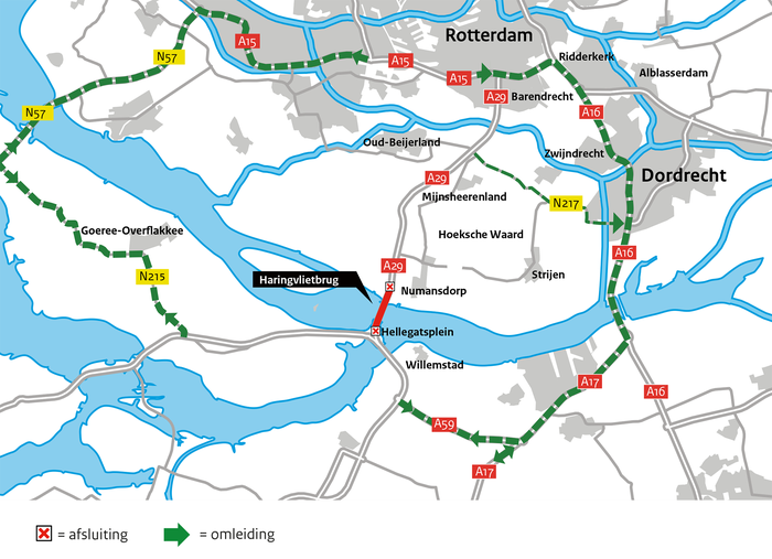 update Haringvlietbrug